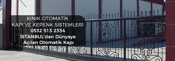 İstanbulda Otomatik Kapı Sistemleri