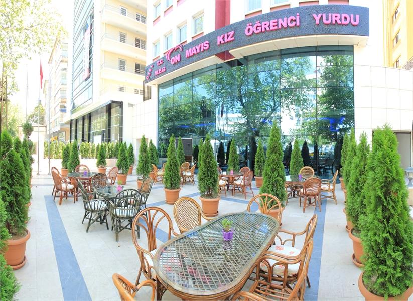 On Mayıs Ankara özel Kız Öğrenci Yurdu